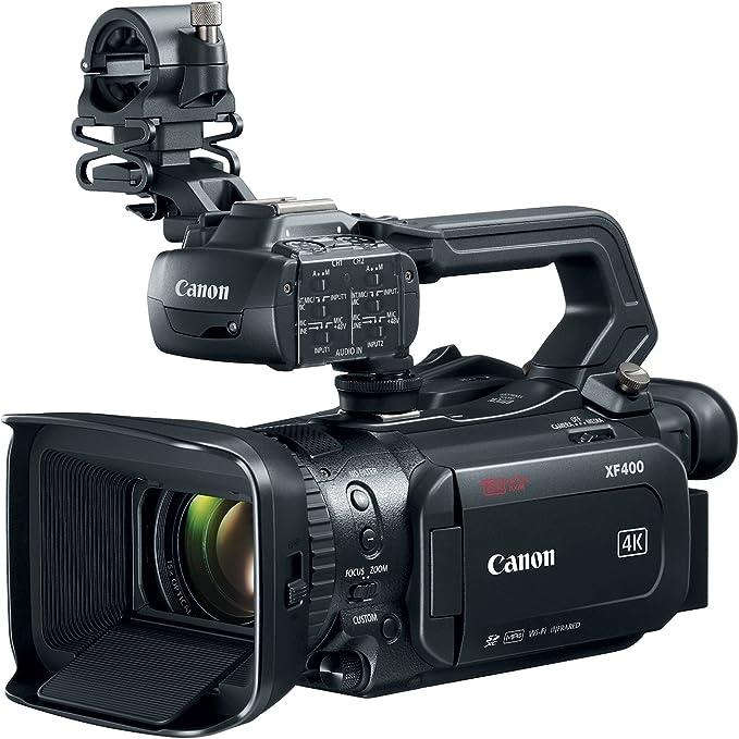 Amazon.com : Canon XF400 Professional Camcorder : Camera & Photo