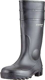 Dunlop Protomaster Full Safety Gummistiefel,Arbeitsstiefel