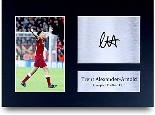 Jurgen Klopp Signed Mounted Photo Display Liverpool FC #02 A4 Printed Autograph Gift Picture Print