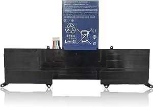 Laqueena AP11D4F AP11D3F Laptop Replacement Battery for ACER Aspire S3 S3-951 S3-951-2464G24iss S3-951-6464 S3-951-6646 MS2346 AP13J4K MS2346 KB1097 BT.00303.026 BT00303026 11.1V 36.4WH 4-Cell