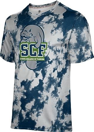 ProSphere State College of Florida Men s T-Shirt - Grunge at Amazon ... 815c97c75