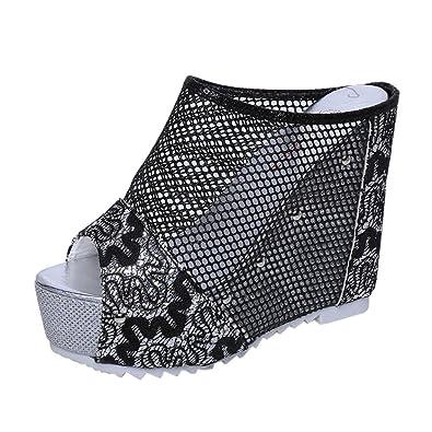 8af1fa1af70 Caopixx Wedge Sandals