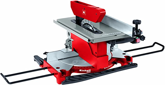 Einhell - TH-MS 2112 T - Ingletadora de doble corte, 1200 W, 230 V ...