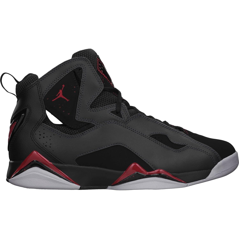 separation shoes 149c7 f29cc Amazon.com    342964-002  AIR Jordan True Flight Mens Shoes Black Gym  RED-Anthrct-WLF Gry   Basketball