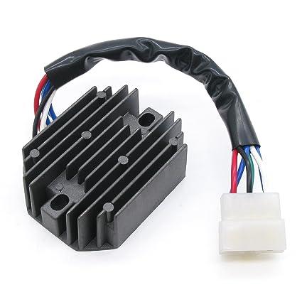 eclear cortacésped voltaje regulador rectificador para ...