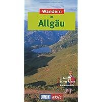 Wandern im Allgäu: 35 Wanderungen mit Karten und Höhenprofilen