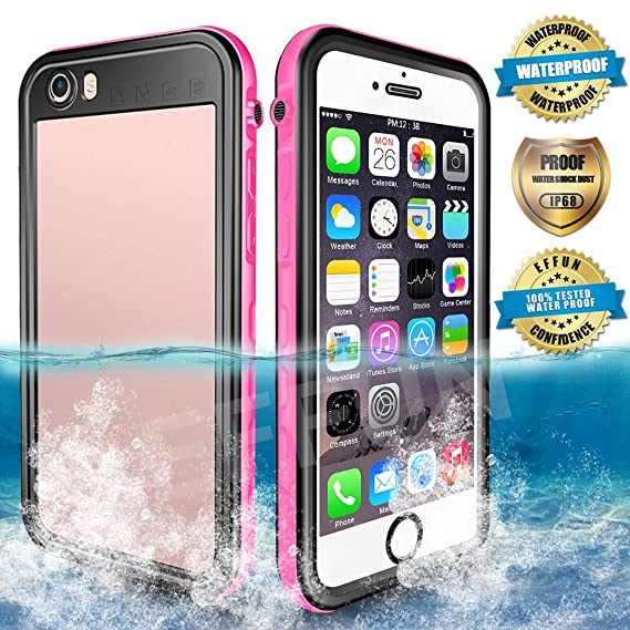 Review Waterproof iPhone 6/6s/6 Plus/6s