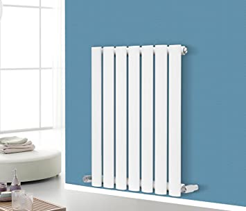 nrg-radiator Horizontal Design Single Panel Oval Spalte Heizkörper ...