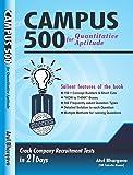 CAMPUS 500 - Quantitative Aptitude for Company Recruitment Exams