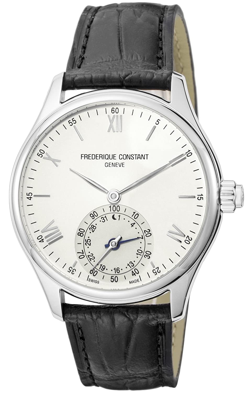 [フレデリックコンスタント]FREDERIQUE CONSTANT 腕時計 クラシックインデックスオルロジカルスマートウォッチ シルバー文字盤 285S5B6 メンズ 【並行輸入品】 B072LVXG6N