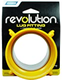 Camco 39491 Revolution Lug Fitting - Swivels 360 Degrees For Easy Connecting and Disconnecting, Built-In Gasket For a Secure and Odor Tight Connection