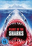 Planet of the Sharks-Uncut Edition [Import allemand]