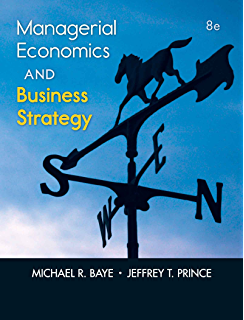 Amazon managerial economics business strategy 8th edition ebook for managerial economics business strategy 8e with access code for connect plus fandeluxe Image collections