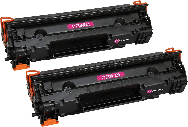 2 Ink Inspiration Premium Toner Kompatibel Für Hp Cf283a 83a Laserjet Pro M201dw M201n Mfp M125nw M125a M127fn M127fw M225dn M225dw 1 500 Seiten Bürobedarf Schreibwaren