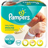 Pampers Micro, 24 St