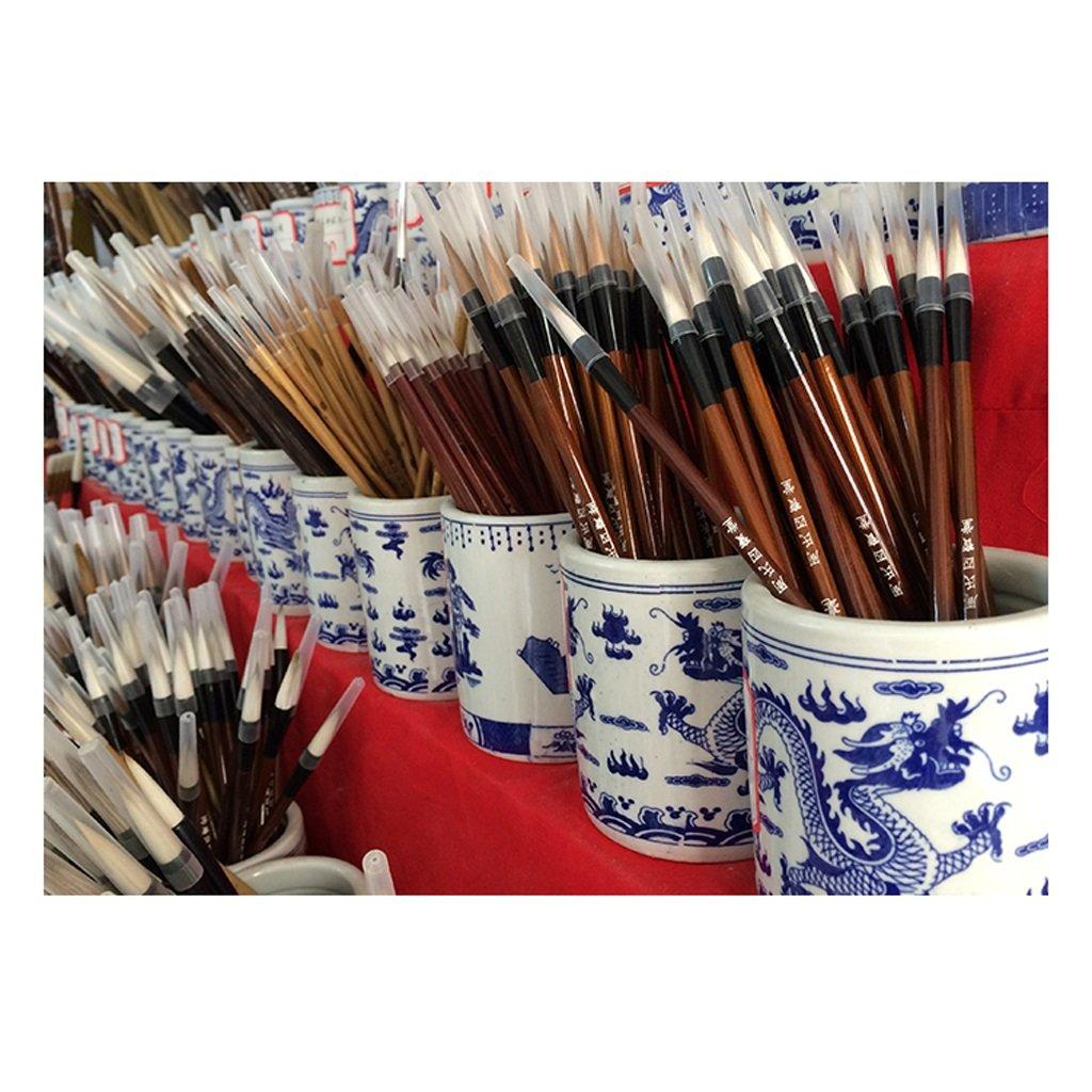 Stifthalter, Keramik Stifthalter für Stifte, Bleistifte und andere Schreibwaren, Keramik Stifthalter, (Farbe : Small 4) 84e3c3
