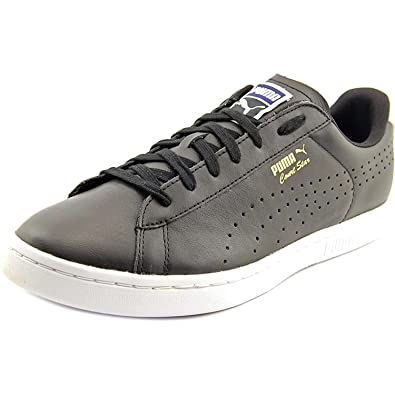 ba3b6f2a4e61 Puma - Men s Court Star Crafted Leather Fashion Sneaker