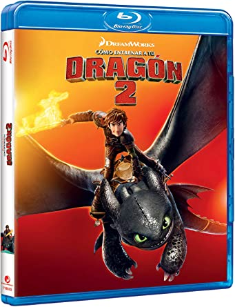 Cómo Entrenar a tu Dragón 2 de  Dean DeBlois