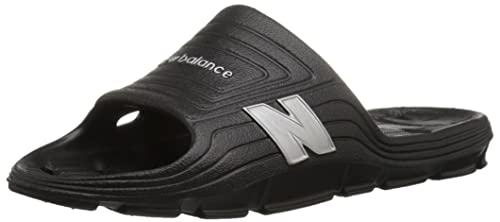 b9df137ed649c Amazon.com | New Balance Men's Float Slide | Sport Sandals & Slides