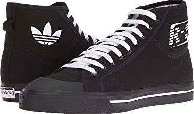 separation shoes 29752 8e051 adidas by RAF Simons RAF Simons Matrix Spirit High-Top WhiteBlack, 7.5