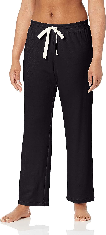 Pantalones ligeros de tejido de rizo para mujer Essentials