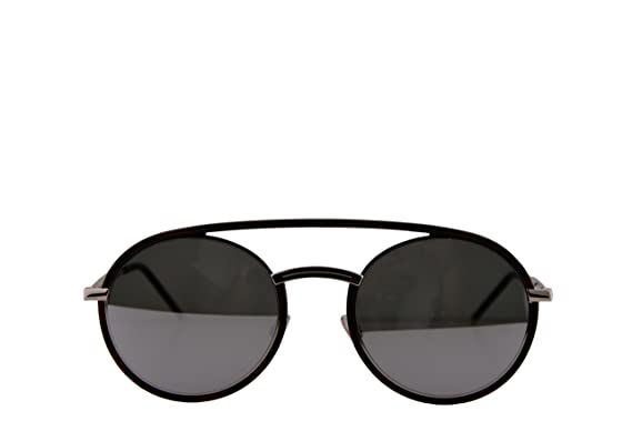ee89bcc2ec Christian Dior Homme DiorSynthesis01 Sunglasses Havana Silver w Grey Silver  Mirror Lens 51mm 45Z0T Dior