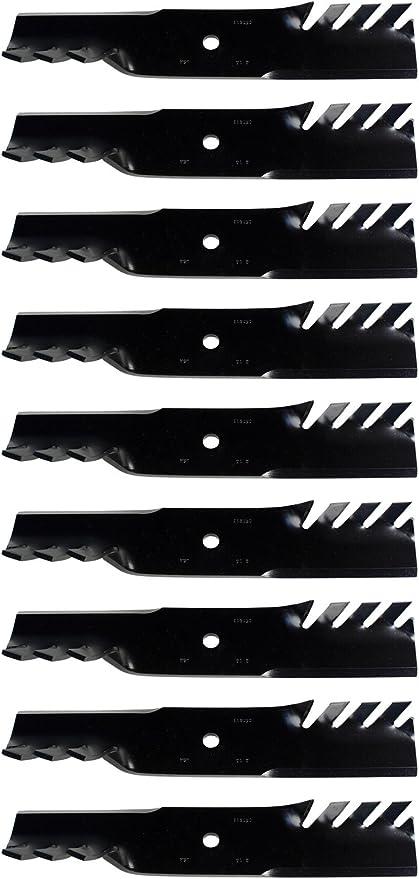 9) Estados Unidos cuchilla para Husqvarna 539101496, Jacobsen ...