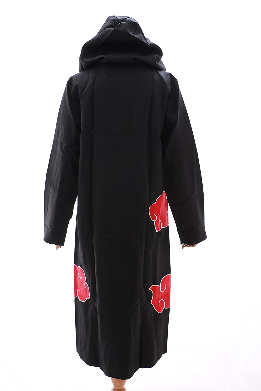 N De 02 Akatsuki Naruto Sasuke Team Taka à capuche Cape Manteau pour femme cosplay costume Story style kawaii: Amazon.es: Juguetes y juegos