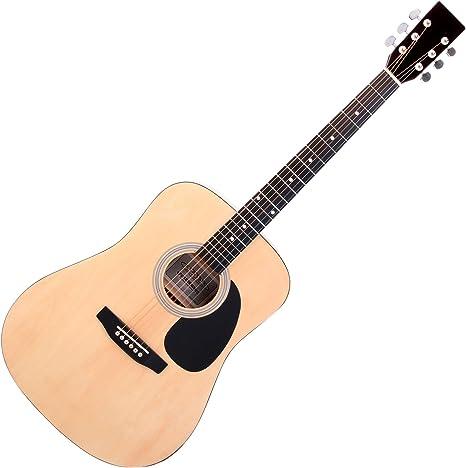 Classic Cantabile WS-10NAT guitarra acustica (estilo oeste ...