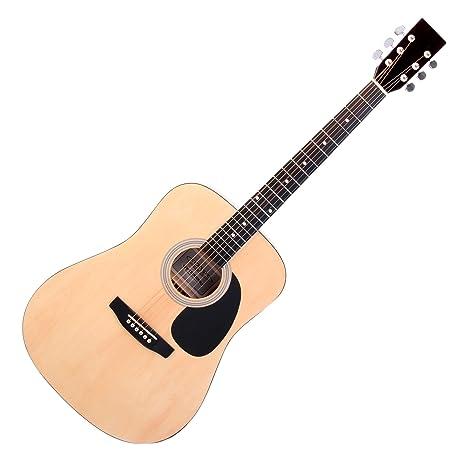 Classic Cantabile WS-10NAT guitarra acustica (estilo oeste) natural