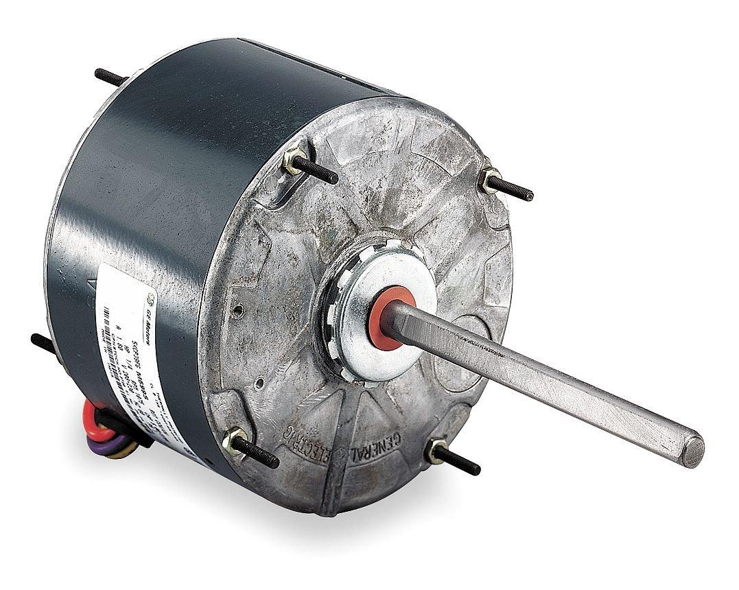 Condenser Fan Motor, 1/6 HP, 1075 rpm, 60Hz