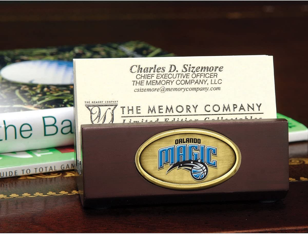 Memory Company Orlando Magic Business Card Holder