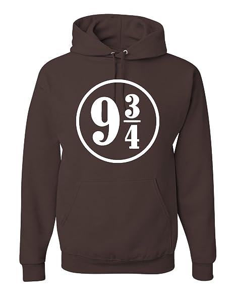 Adult Platform 9 34 Sweatshirt Hoodie
