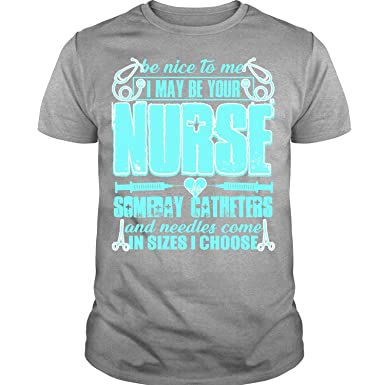 Amazon Com Coolest Nurse Ever T Shirt I May Be Your Nurse Someday