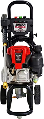 SIMPSON Cleaning CM60912 Clean Machine Gas Pressure Washer Powered by Simpson,