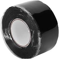LANTRO JS - Zwarte elektrische tape, isolatie waterdichte dubbelzijdige tape, hittebestendige tape, industriële…