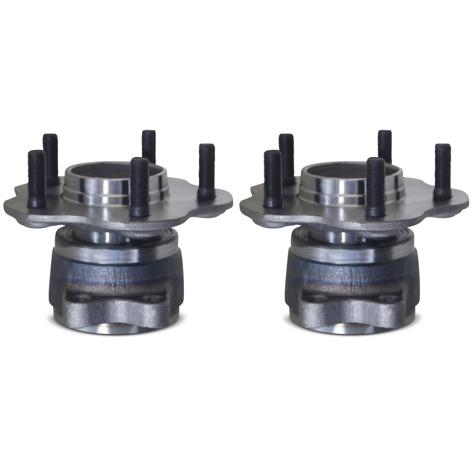 Tomegun 4 to 5 Lug Wheel Bearing Conversion Hub Rear Pair For 89-99 S13/S14 Nissan 240SX by Tomegun (Image #1)