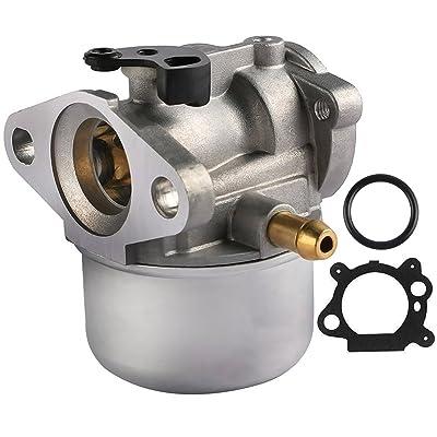 Briggs&Stratton Carburetor fits 122K07 122K09 122K82 122T02 122T05 122T07 123H02: Automotive