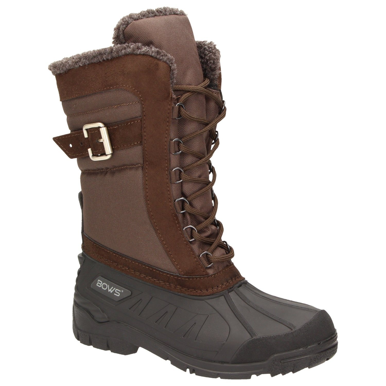 BOWS BOWSSusi - botas de nieve Mujer38 EU|marrón