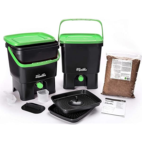 Organico Activador Bokashi 1 kilo- enzimas de compostaje ...