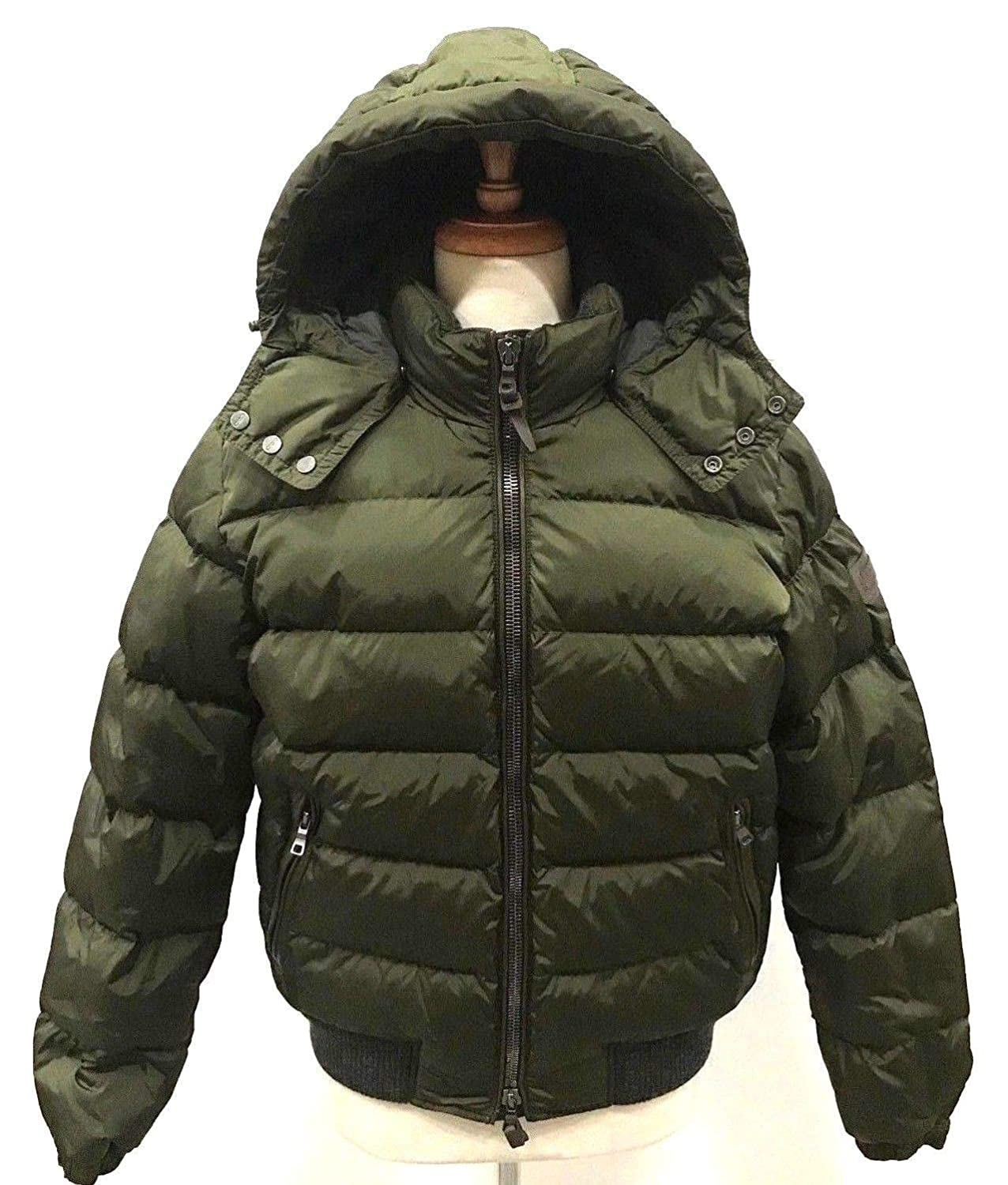 7d7651c3b Coach 82158 Men's Clarkson Nylon Quilted Down Jacket Puffer Coat at ...