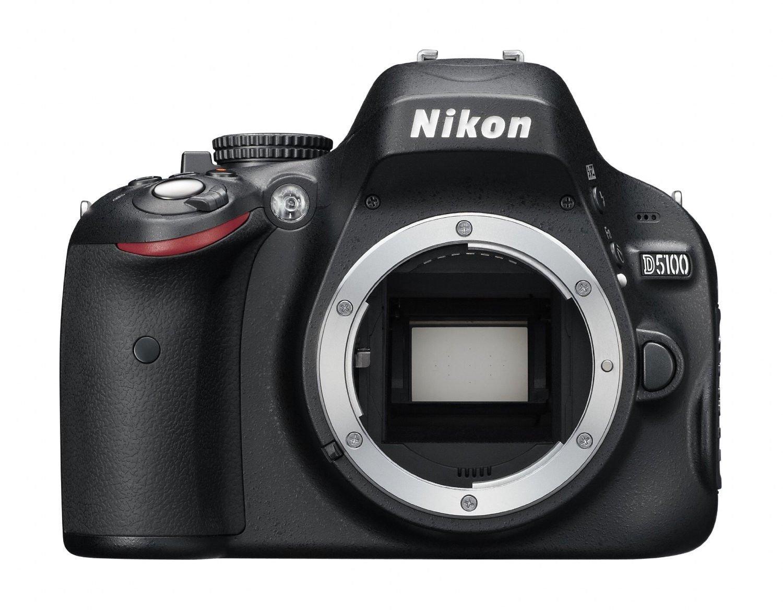 Nikon D5100 - Cámara réflex digital de 16 Mp (pantalla de 3 ...