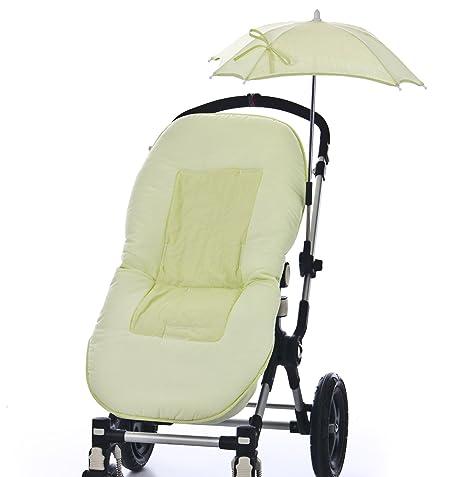 COLCHONETA silla paseo universal. El conjunto incluye: COLCHONETA+SOMBRILLA+FLEXO. La