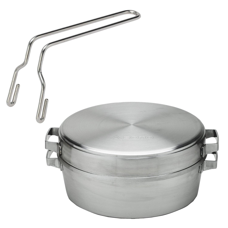 ステンレスダッチオーブン デュアル・リフターセット