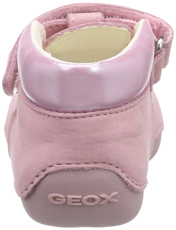 Geox B Tutim A, Scarpe Prima Infanzia (1 10 Mesi) Bambina