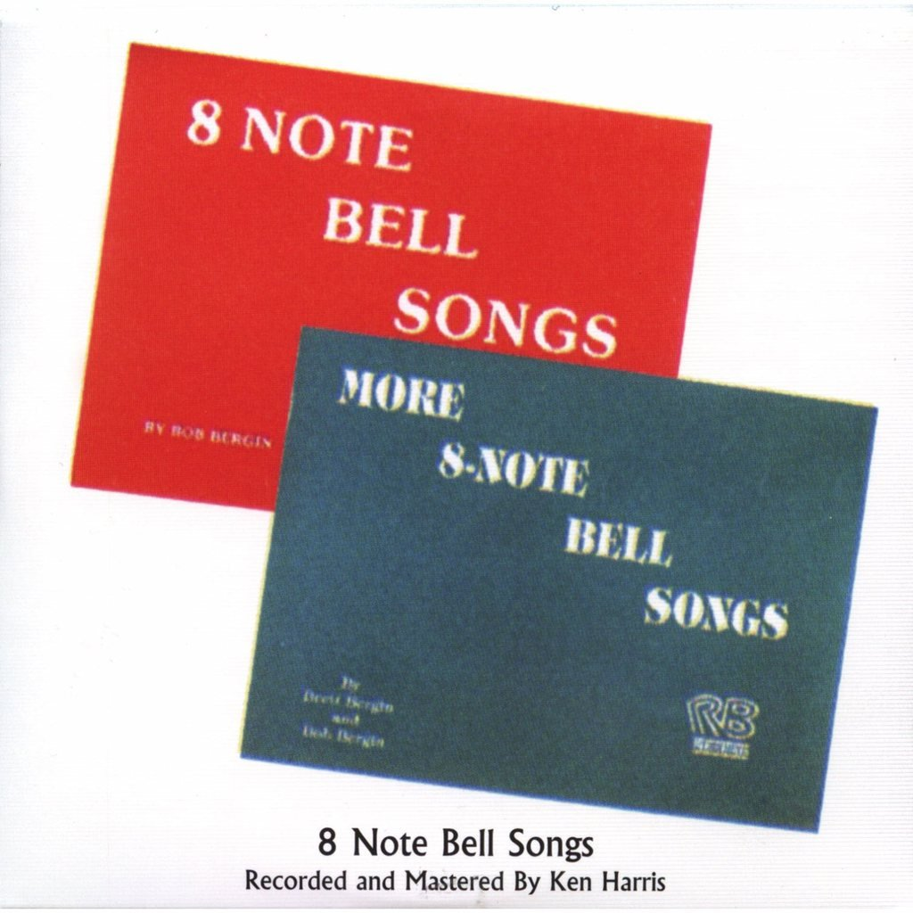 8-note Bell Songs CD (29 Songs; All Ages)