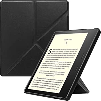 Amazon.com: Fintie Origami - Funda para Kindle Oasis (10ª ...
