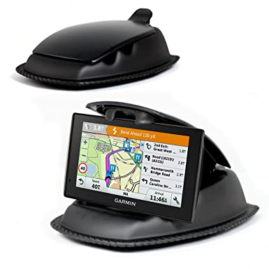 Navitech In Car Dashboard Friction Mount For The Tomtom GO 6100