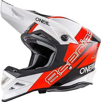 Oneal Nano de la serie 8 casco de Motocross: Amazon.es: Deportes y aire libre