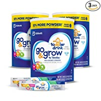 Deals on Similac Go and Grow Milk Based Toddler Drink 36oz + 2 Stickpack
